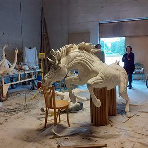 Sebastian Blomqvist,  © Sebastian Blomqvist, Konstutställning i Sparbankshallen
