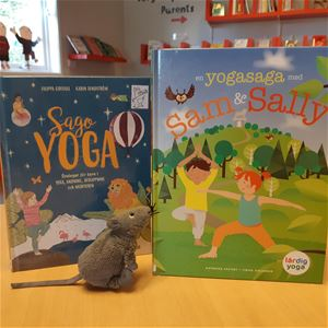 Sagostund med yoga, från 5 år, Lammhult