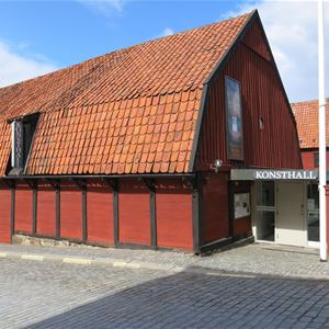 Exhibition - Agneta Östlund & Berit Hammarbäck