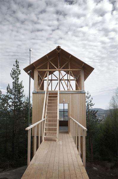 Bergaliv - Cabin life in Orbaden