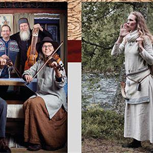Folkmusikd(r)ag på Oklagård