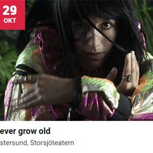 © Scenkonst Östersund, Never grow old