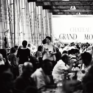 Winemaker meal - Thursdays at Grand Moulin