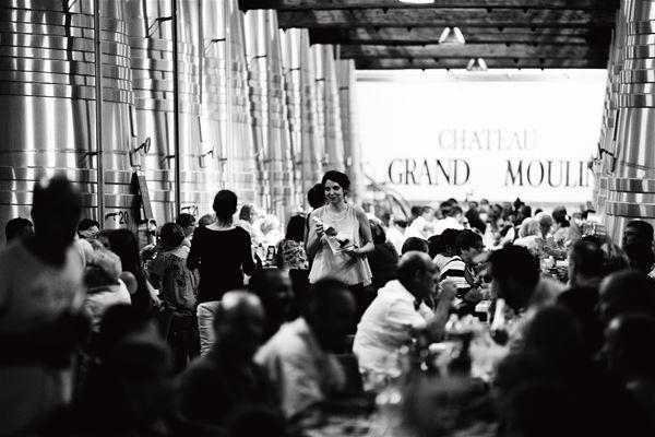 Repas vigneron- Les Jeudis de Grand Moulin
