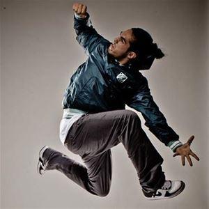 Workshop i Street Dance med Mario P Amigo