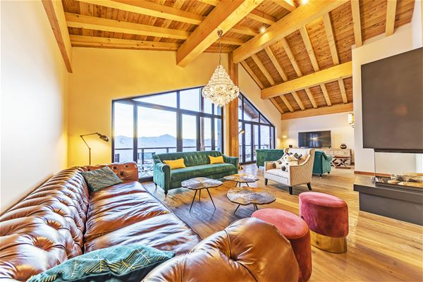 PRIVATE LUXURY CHALETS KOH I NOR