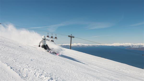 © Narvikfjellet, Narvikfjellet Alpine