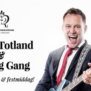 Heine Totland og Twang Gang på Store Ringheim
