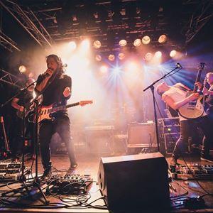 Konsert med Paul Bernard på Inside Voss Rock Café