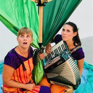 © Ensemble Yria, Kulturlördag - Barnteatern Virvel & Vinda