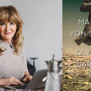 Kajsa Göransson, Författarbesök: Malou von Sivers
