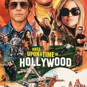 Elokuvateatteri: Once Upon a Time in Hollywood