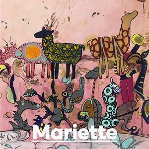 © Copy: Galleri Renee, Konstutställning- Mariette Edling
