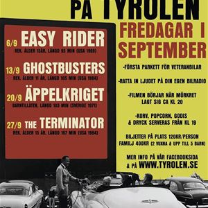 Drive- in at Tyrolen