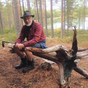 Dan Andersson afton med Gunnar Blommé