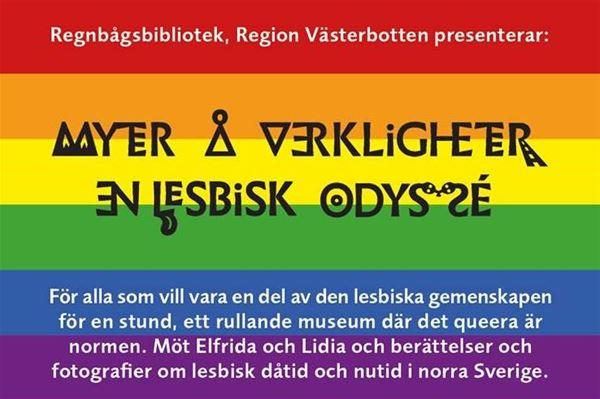 Myter å verkligheter - En lesbisk odyssé