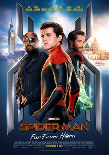"Bio i Konga: ""Spider-Man : Far from home"""