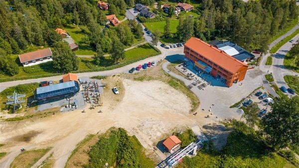 Järvsö Bergscykelpark JBP Hotell Downhill XC Cykling Hälsingland