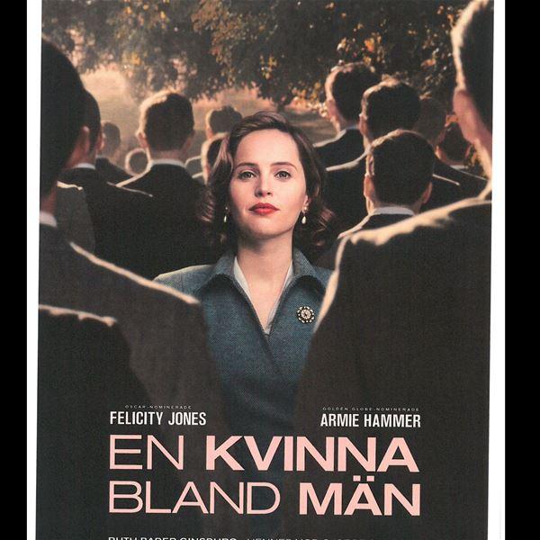 Film för daglediga - En kvinna bland män