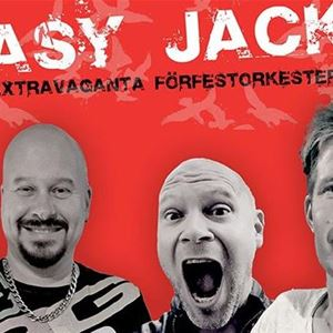 Musik - Easy Jack , extravaganta förfestorkester
