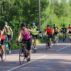 Leksandsrundan - Cykellopp mot Syd
