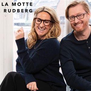 Författarkväll med Anders de la Motte och Denise Rudberg