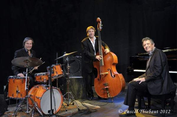 Concert PHILIPPE DUCHEMIN TRIO, Théâtre de Barentin, vendredi 15 novembre