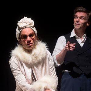 Spectacle musical EST-CE QUE J'AI UNE GUEULE D'ARLETTY, Théâtre de Barentin, mardi 26 novembre
