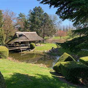 Japansk Have på Kærstrup Gods (sydlige Lolland)