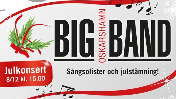 Oskarshamn Big Band Julkonsert