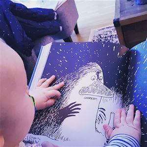 Upptäck bilderböcker med ditt barn