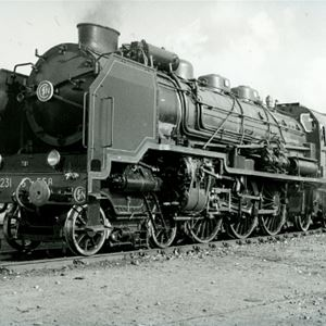 Sortie en train à vapeur pour Paris, samedi 26 octobre