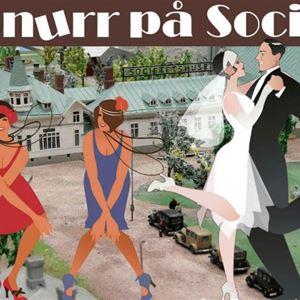 Theatre: Snurr på Socis
