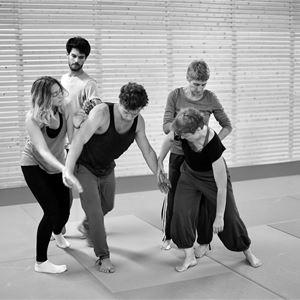 Samtida Dans på Massmanska kvarnen