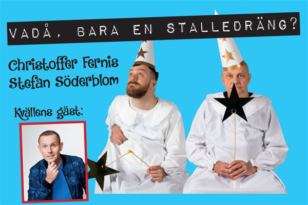 Stoffe & Steffe Comedy Show