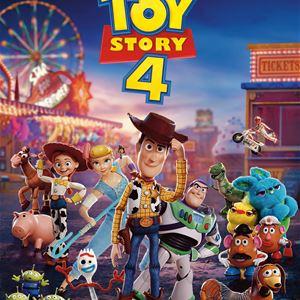 Kultur- & höstlovsbio: Toy Story 4