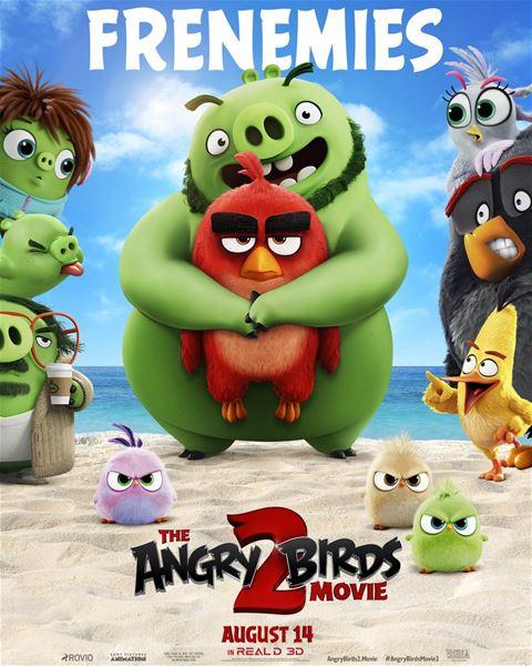 Filmettan: The Angry Birds Movie 2