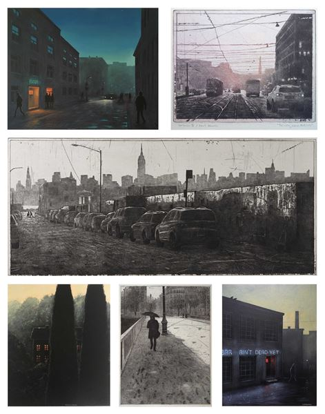Galleri Tinnert Arontorp - Utställning Mikael Kihlman