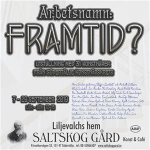 Arbetsnamn : FRAMTID?