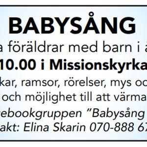 Babysång