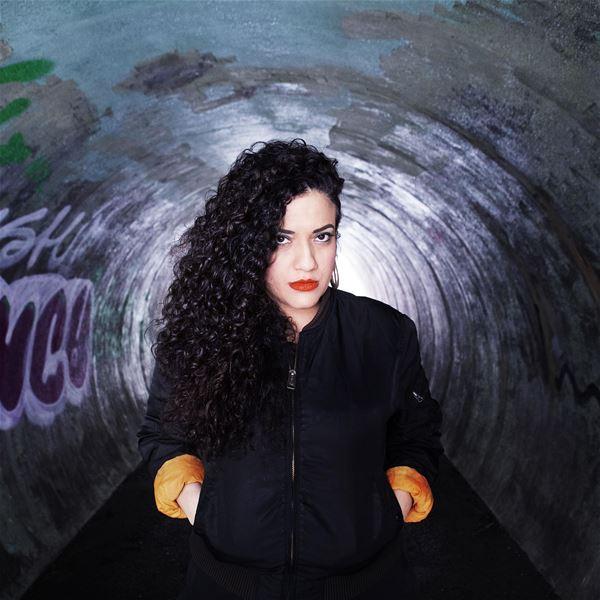 Carla Orrego Veliz, Poesikväll: Athena Farrokhzad