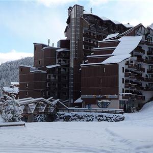 2 pièces, 4 personnes skis aux pieds / Grand bois A 308 (Montagne)