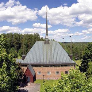 Ulf Palm, Julkonsert i Aspeboda kyrka