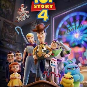 Bio: Toy Story 4