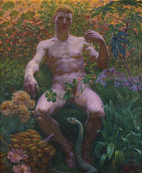 Kristian Zahrtmann. Queer, kunst og lidenskab