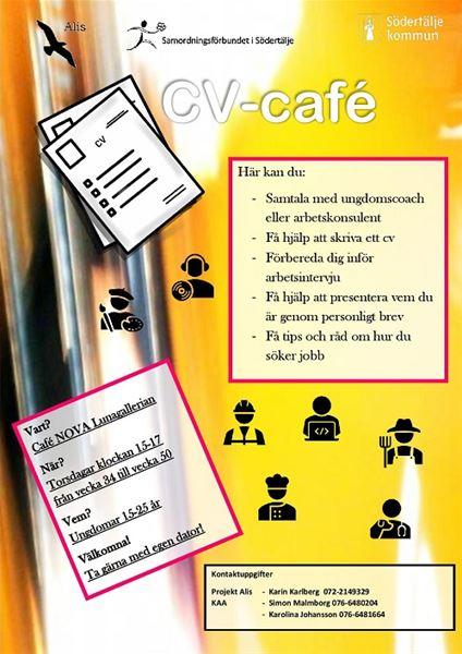 CV-café