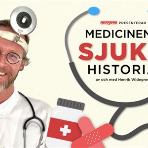 Crazy medical history  with Henrik Widegren