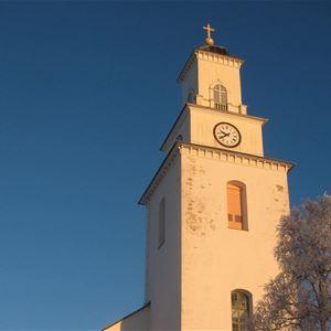 Kyrktornet, Boda kyrka.