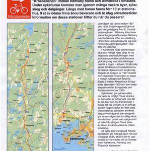 Cykeltur - Krösnabanan
