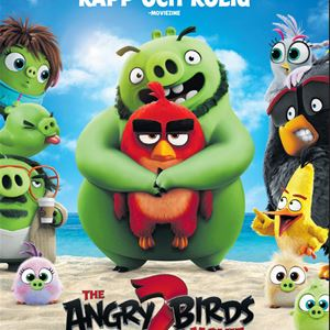 Film: THE ANGRY BIRDS MOVIE 2 (SV. TAL)